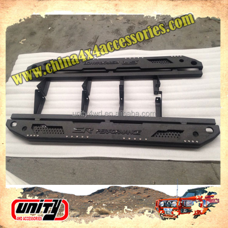 Wholesale Steel Side Step Running Board Nerf Bar Car Pedal for Toyota FJ Cruiser
