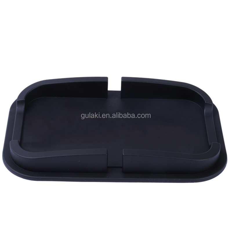 Car Multi-functional Anti-slip Mat For GPS/ MP3/ Cell Phone Holder