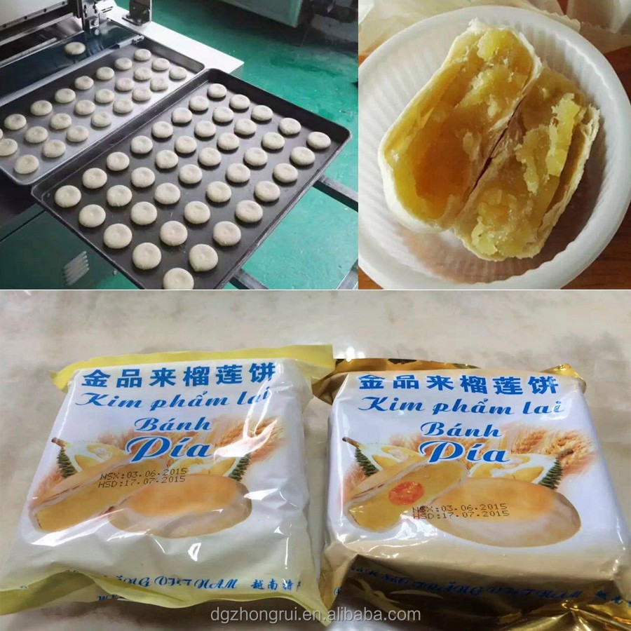 Good quality hot selling popular durian pastry cake machine
