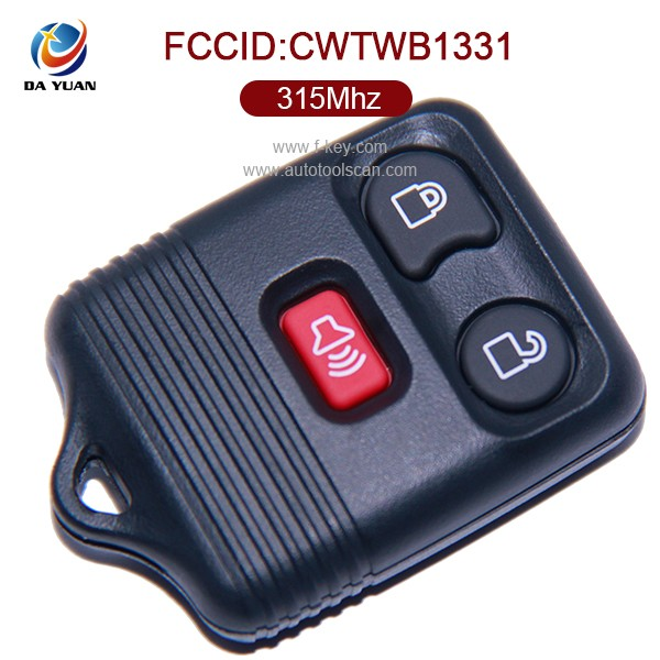 98-16 Clicker Replacement Car Key Fob Keyless Entry Remote Control for Ford F150 Good Quality CWTWB1U331 AK018001