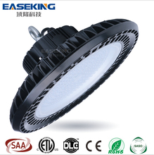 2017 dimmable 150W Led UFO High Bay lighting retrofit warehouse lamp