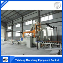 New promotion shot blasting machine and cleaning
