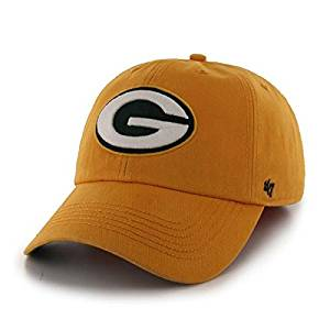 Get Quotations · Green Bay Packers 47 Brand Gold