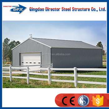 Cheap prefab steel metal garages kits buy cheap prefab for Cheap garage packages