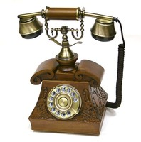 High Quality Graceful Antique Telephone Vintage Cool Home Phones