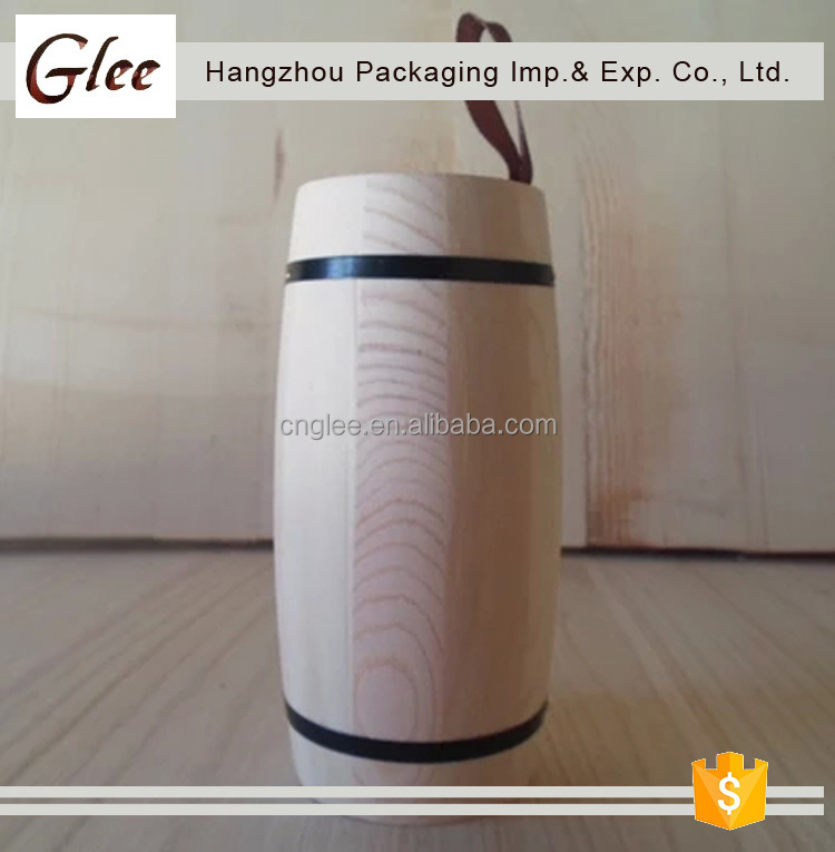 wholesale Coffee Drinks Packaging wood box/coffee kettle printed color box packing