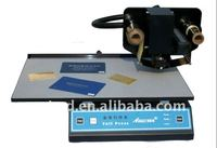 USB 3050 digital foil printer for business cards