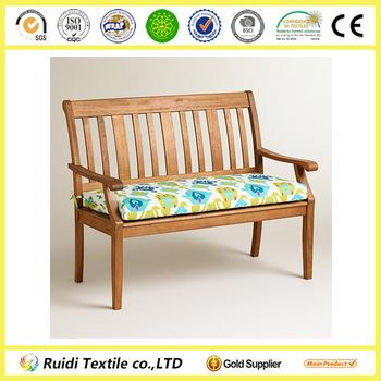 Aqua Outdoor Bench Cushion Chair Cushion Outdoor Seat Cushion