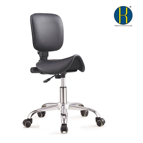 Height adjustable beauty barber saddle chair dentist saddle stool comfortable chair with backrest  sc 1 st  Alibaba & Height Adjustable Beauty Barber Saddle Chair Dentist Saddle Stool ... islam-shia.org