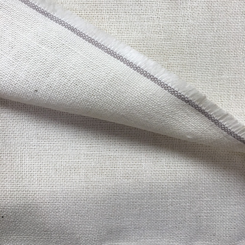 100% Jute uses fabric with cotton quality and jacquard jute fabric