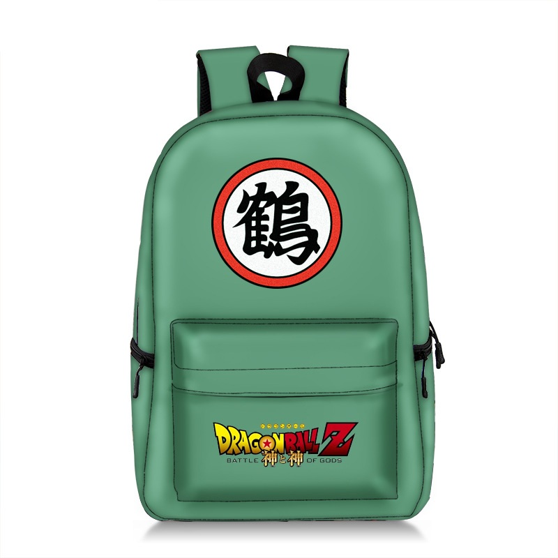 Anime Pokemon Nylon Waterproof Laptop Backpack Pocket Monster Double-shoulder Bag Poke Ball School Bag Costume Props