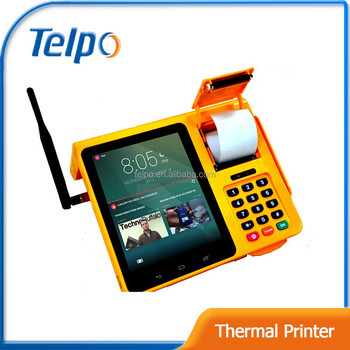 New Item Android Tablet Pos,8 Inch Android Pos Tablet,Tft Screen ...