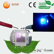100watt integration-chips top quality high intensity 460-475nm led light pulsed laser
