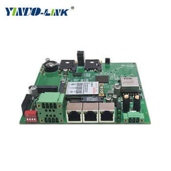 Yinuolink New Product Series Port Transparent Transmission Rs232/rs485  Industrial Dual 4g Poe Router - Buy Dual 4g Poe Router,Dual Sim 4g  Router,New