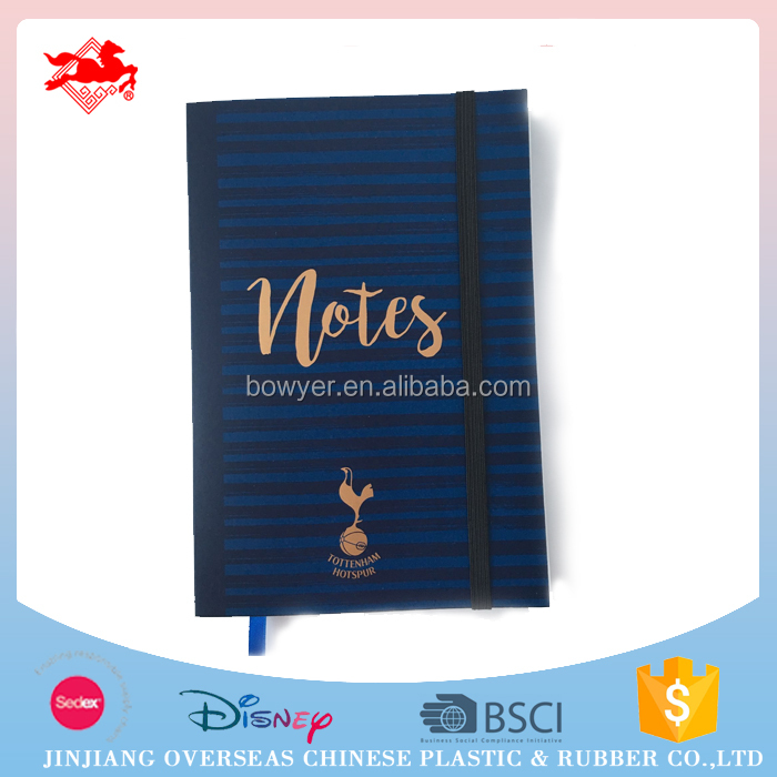 Top quality hard cover A5 notebook for school opening time