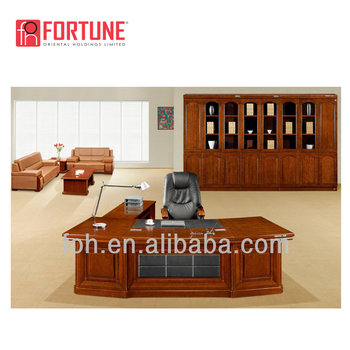 Luxury Office Table Desk Furniture Suites Fohk 3212