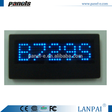 high brightness factory sale 2016 shenzhen usb mini led programmable sign display board
