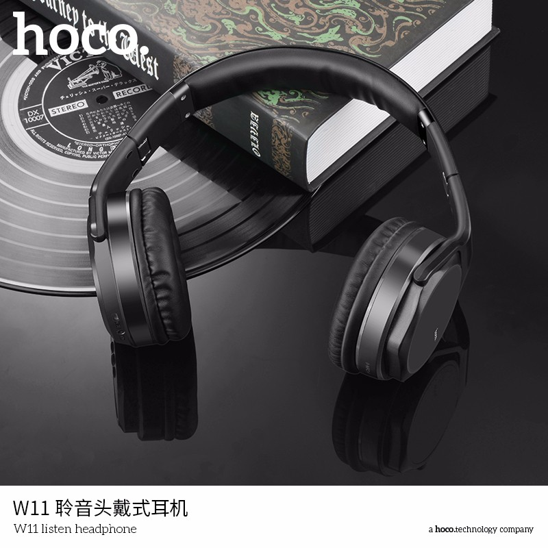 5d52deb1e4b W16 Cool motion Wireless headphones with 3.5mm audio cable wired and ...