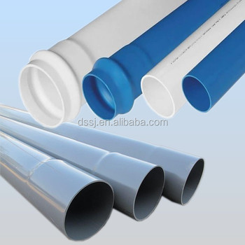 Cheap pvc pipe pvc raw material pvc pipe brand names buy for Water pipe material