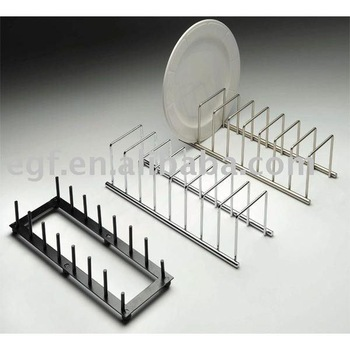 Metal Plate Stand / Dish Holder / Plate Holder : metal plate holder stand - pezcame.com
