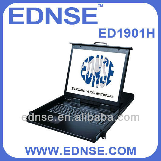 KVM EDNSE SERVER/ kvm ED1901H auto switch