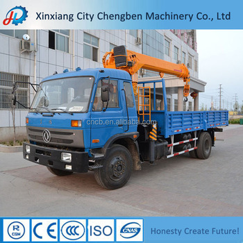 China Suppliers Pickup Truck Mounted Crane For Sale In Qatar