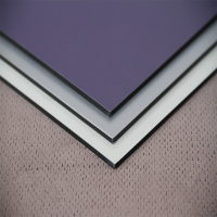 Good quality aluminium composite panel technical specification
