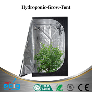 Top Quality Reflective Durable 600d Mylar Fabric 2x2 2x4 Grow Tent For  Hydroponics With Best Price - Buy 2x4 Grow Tent,2x2 Grow Tent,Top Standard