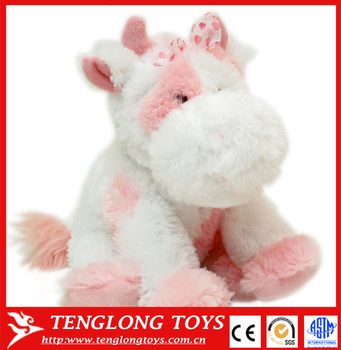 Pink Cow Plush Toy Stuffed Soft Cow Buy Pink Cow Plush Toy Soft
