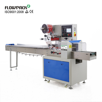 Toilet Paper Roll Automatic Flow Tissue Packaging Machine