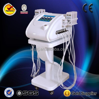Fast Slimming! Powerful 12 Pads 635nm Lipo Cold Laser ...