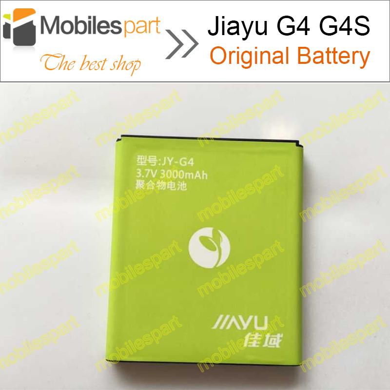 Jiayu G4 батарея JY-G4 100% оригинал заменить 3000 мАч литий-ионные аккумулятор резервного копирования для Jiayu G4 G4S G4T G4C смартфон бесплатная доставка