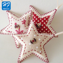 Hot Sale Fashion 100% Polyester Felt Christmas Tree Ornaments Decoration