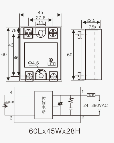 china 40a solid state relay wholesale alibaba rh alibaba com