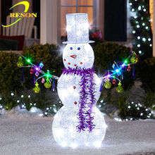 christmas wire snowman christmas wire snowman suppliers and manufacturers at alibabacom - Snowman Christmas Decorations