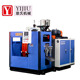 Automatic High Speed Energy Saving HDPE PVC PP PC Small Plastic Bottle Blowing Making Extrusion Blow Molding Machine Price