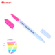 Free sample Custom dual tips Magic Erasable Highlighter suitable for office and promotion
