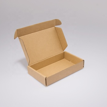 Wholesale China Manufacturer Made Customize Corrugated  Paper Packaging Box With Your Design