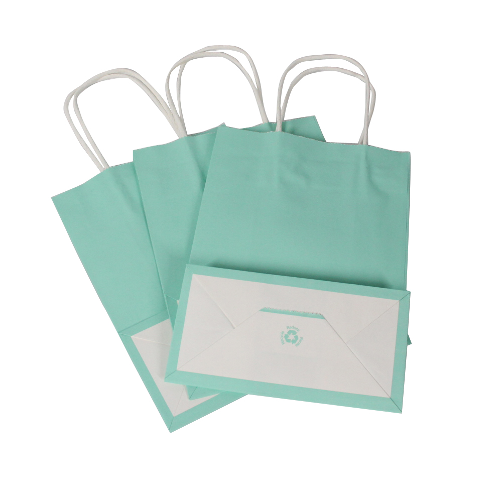 Promotional Personal Gift Shopping Paper bags