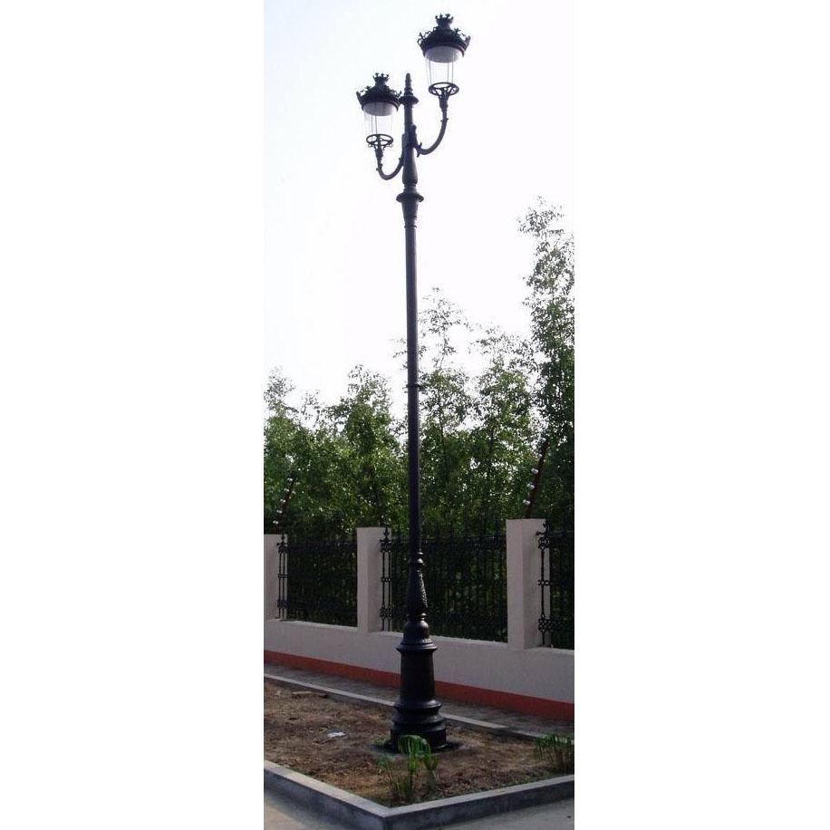garden lighting mini path yard lamp led solar post flower lights