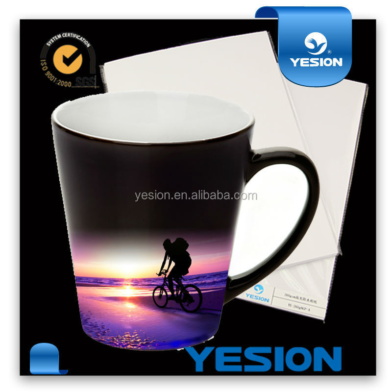 Yesion High Quality Ceramic Decal Paper / Water Transfer Paper A3 A4 Size For Laser Printer