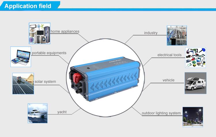 3 Times Surge Protector Inverter Circuit Diagram 2000w 110/220vac ...