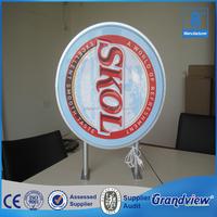 Buy Custom Waterproof Round Vacuum Forming Sign in China on ...