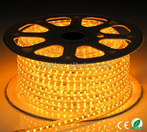 China 110v 220v high lumens flexible brightest ul stripe led