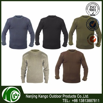 Japan Style Sweaters Surplus For Army - Buy Cheap Wool Sweaters,Wool Cadety  Sweater,Usa Army Surplus Army Jumper Raf Military Pullover Sweater Product
