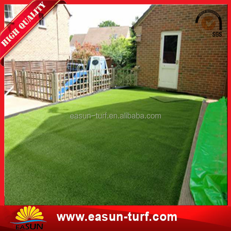 Wholesale cheap outdoor artificial grass lawn for decoration