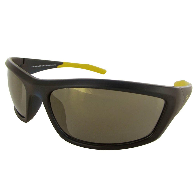 Siskiyou Georgia Tech Yellow Jackets Chrome Wrap Sunglasses