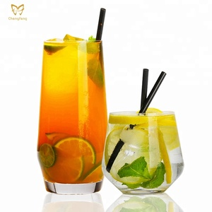 Crystal Glass for Juice&Cocktail/Glassware Manufacturer