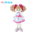 In Grace brand cute lifelike girls dolls birthday gift fashion girls dolls 40CM handmade toys for