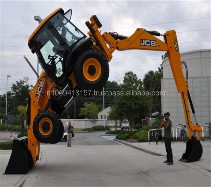 Original engine and spare parts cheap price used jcb backhoe loader, used jcb 4cx backhoe loader for sale